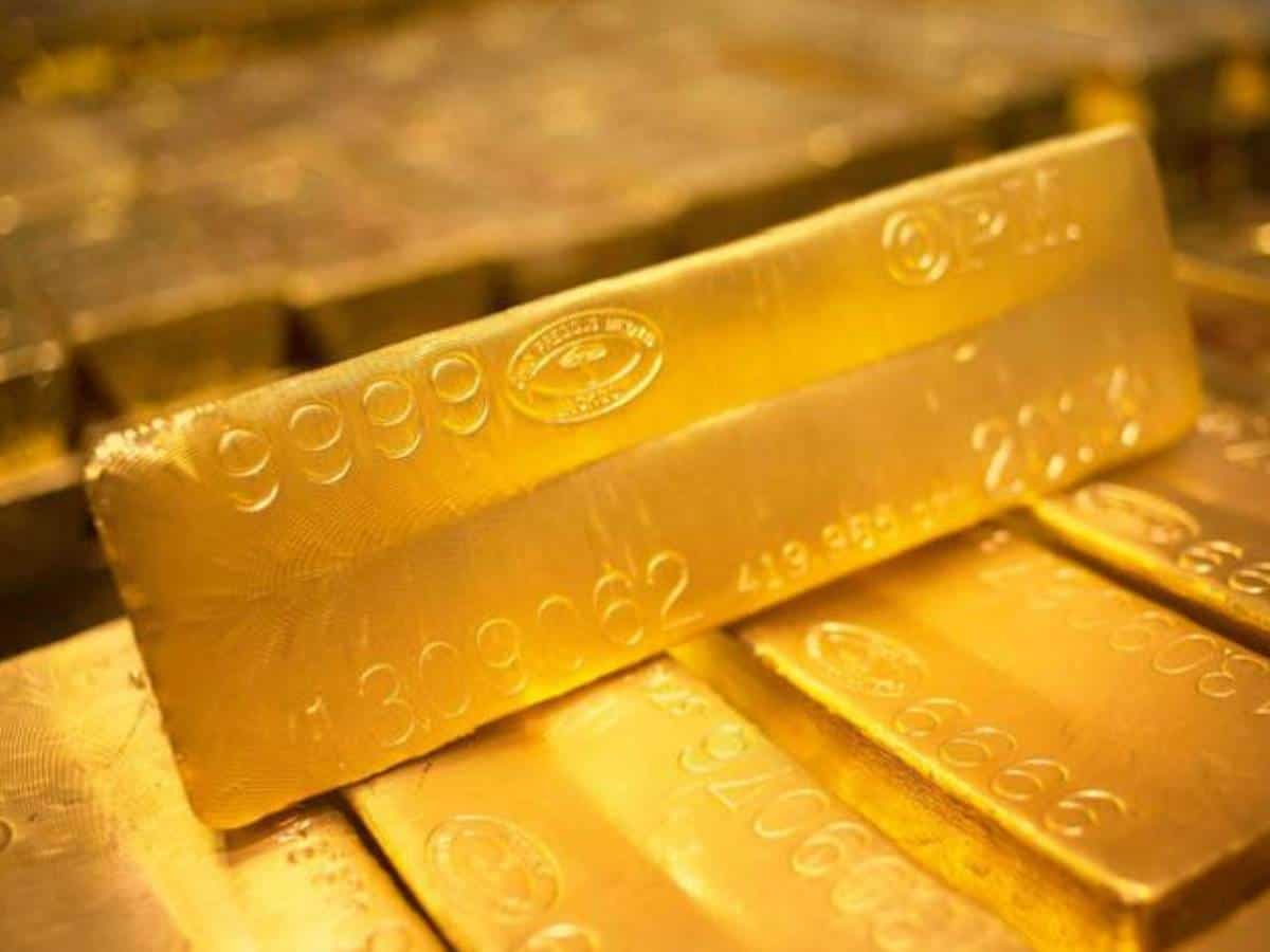 Gold biscuits worth Rs. 91 lakh seized at RGIA