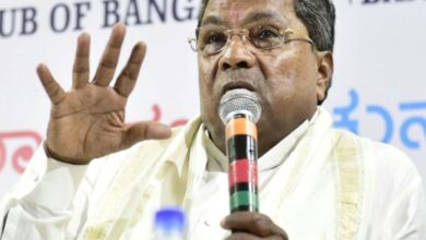 Yediyurappa govt is 'dead', has to be removed: Siddaramaiah