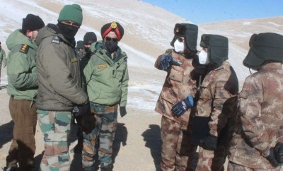 Pull back of forces from Depsang challenge amid India-China talks