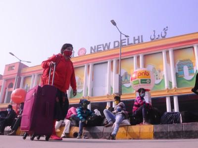 RLDA opens RFQ bids for redeveloping New Delhi Railway station