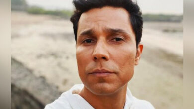 Randeep Hooda shares his version of 'PawriHoriHai' from 'Inspector Avinash' sets