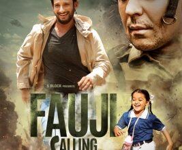 Sharman Joshi film 'Fauji Calling' in cinemas on March 12
