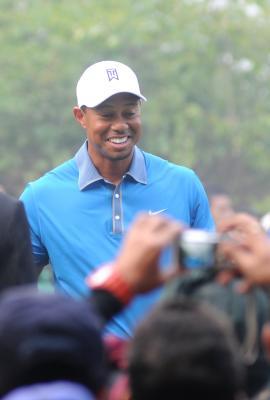Tiger Woods in hospital after California car crash