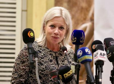 UN envoy warns of Iraq's economic fragility