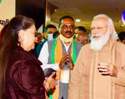 'Young vs old' battle in Rajasthan BJP, Congress