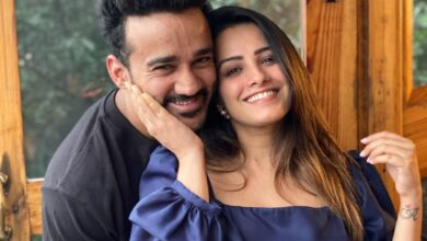'Naagin' star Anita Hassanandani and Rohit Reddy welcomes baby boy