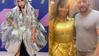Salman Khan's hilarious comment on Arshi Khan's Lady Gaga inspired dress
