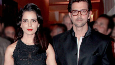 'My silly ex..' Kangana reacts as Mumbai police summon Hrithik to record statement