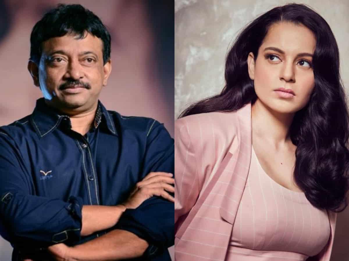 Ram Gopal Varma praises Kangana, deletes tweet later