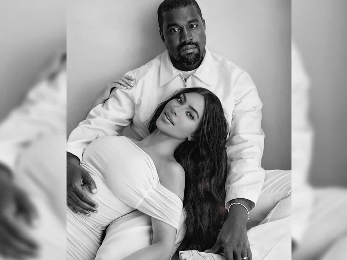 Kim Kardashian files for divorce from Kanye West after 7 years of marriage