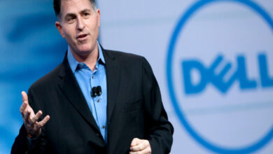 Dell founder has inspirational message as company clocks 37 years
