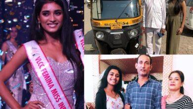 Rickshaw driver daughter Manya Singh bags Miss India 2020 runner up title