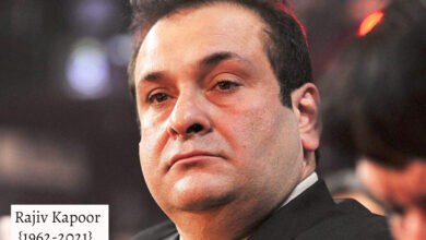 Raj Kapoor's younger son and actor Rajiv Kapoor passes away