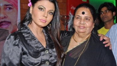 Emotional Rakhi Sawant seeks prayers for her mother battling Cancer