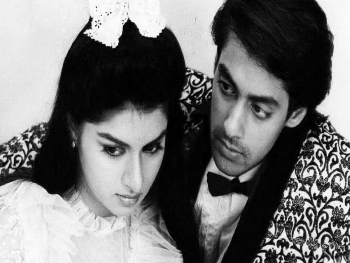 When Salman Khan refused to kiss Bhagyashree during 'Maine Pyaar Kiya'