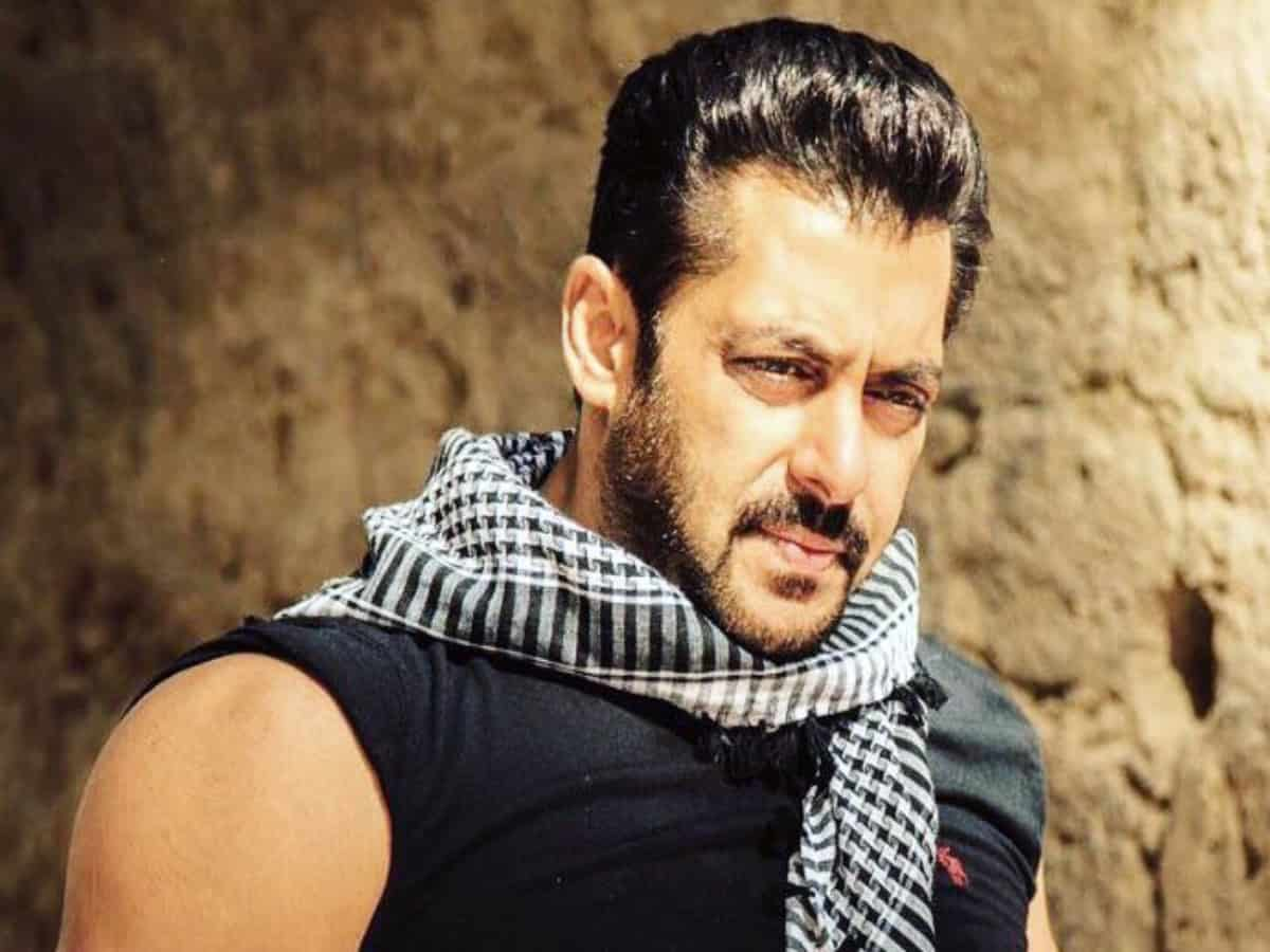 Salman Khan gets first jab of Covid vaccine