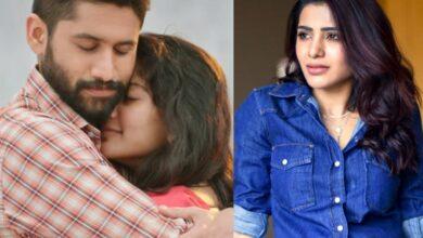 Here's how Samantha reacted to Naga Chaitanya and Sai Pallavi's 'Love Story'