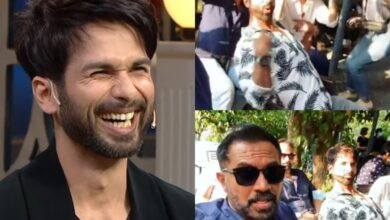 Watch: Shahid Kapoor's version of 'Pawri Ho Rahi Hai' will leave you in splits!