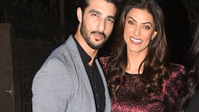 Did Sushmita Sen break up with Rohman? Actor shares cryptic Insta post