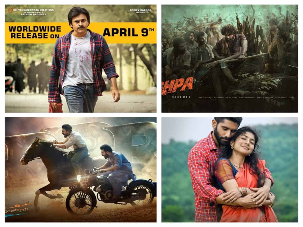 20 Telugu movies confirmed to hit big screen this year; check full ...