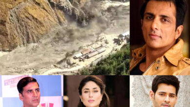 Uttarakhand glacier burst: Sonu Sood, Mahesh Babu & others send prayers for victims