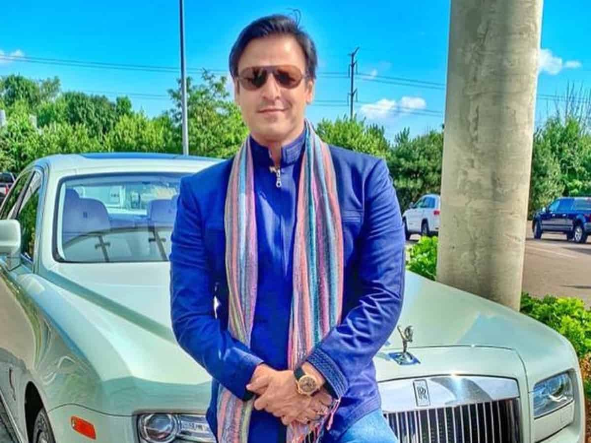 Vivek Oberoi's viral Valentines' Day video lands him in legal trouble