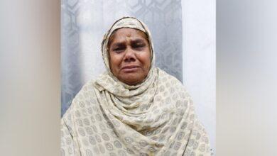 Hyderabad woman