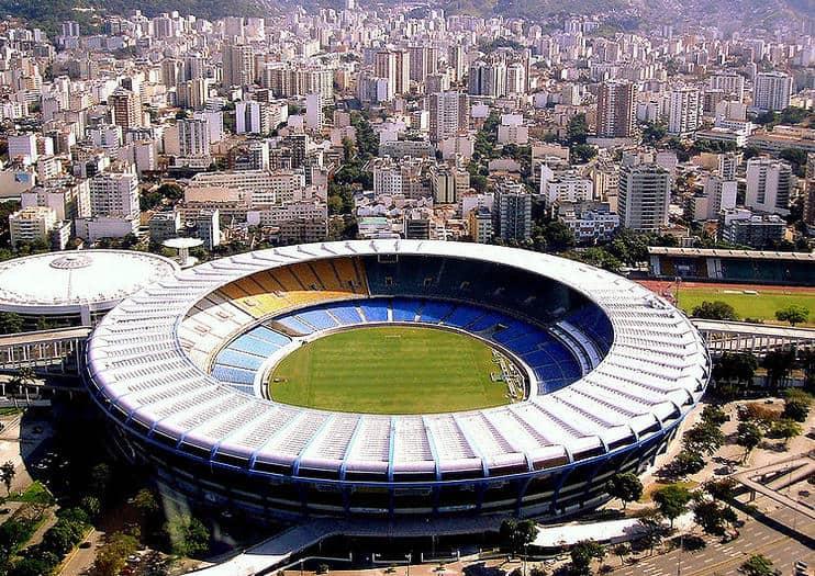 100885 Rio de Janeiro Maracana Stadium d712 54