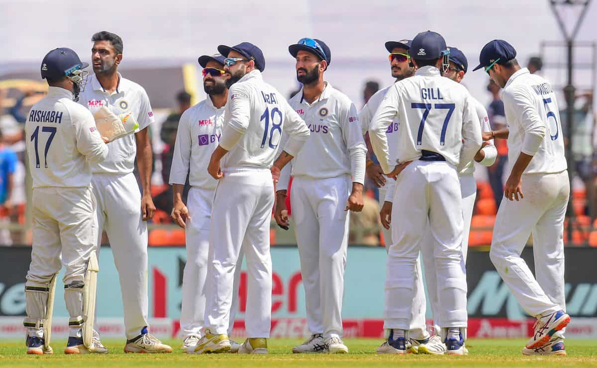 India-England test in Ahmedabad