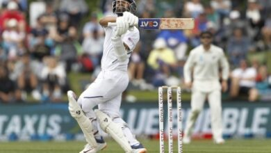 4th Test: India reduced to 80/4 in 1st session (Lunch)