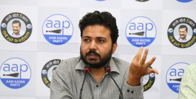 AAP accuses BJP-run MCD of financial irregularities in flyover project