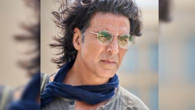 Akshay Kumar's new look from 'Ram Setu' is here