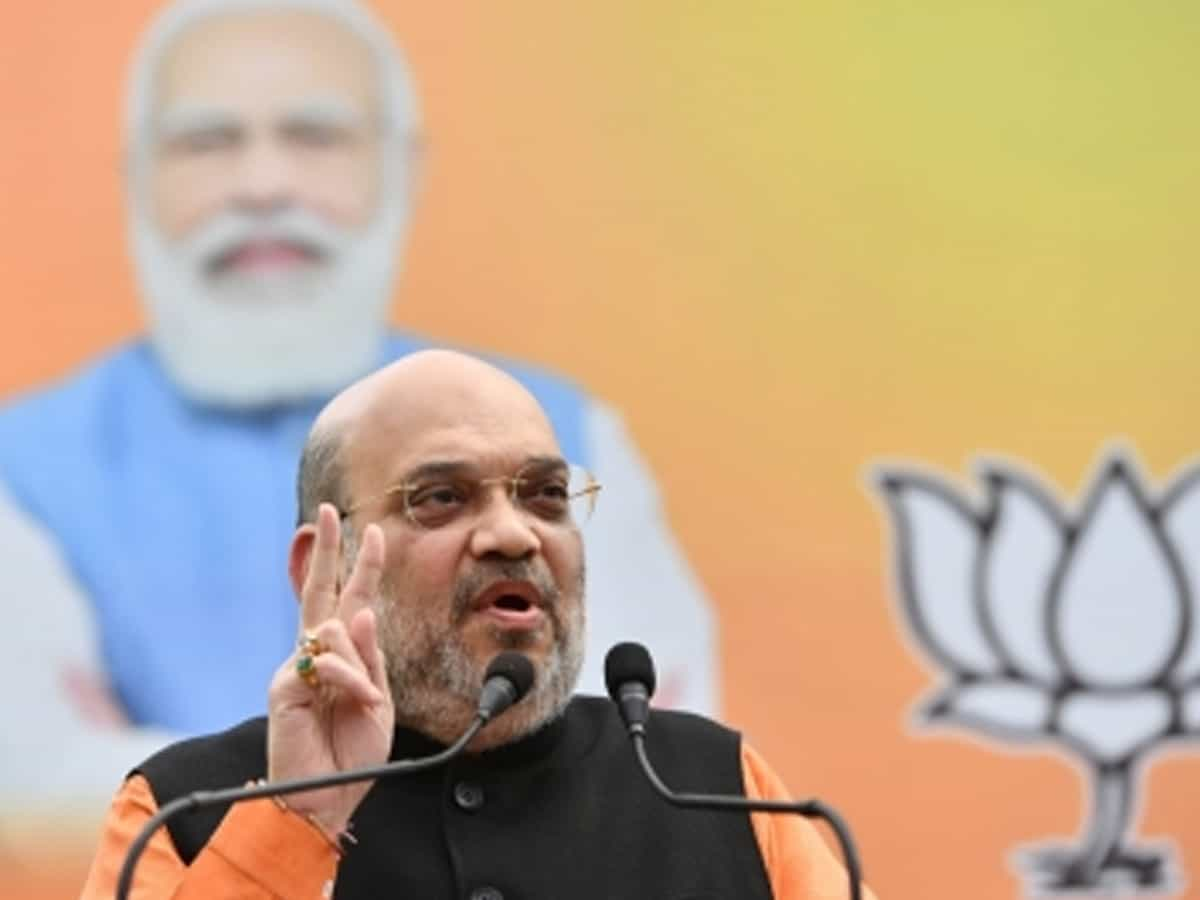 BJP will win 50 of 60 seats in first 2 phases of Bengal polls: Shah