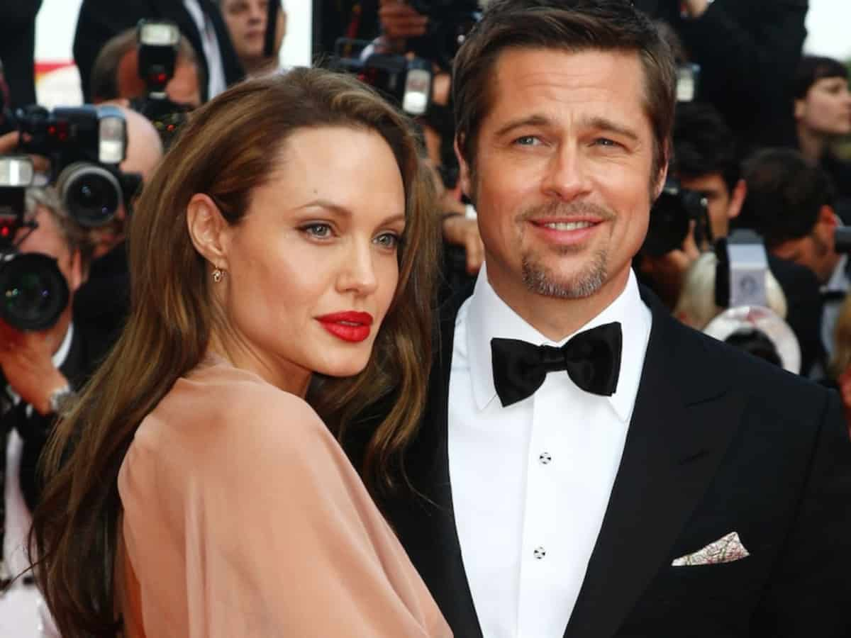Angelina Jolie accuses Brad Pitt of 'domestic abuse', says she has 'proof'