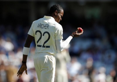 Archer missed 4th Test due to right elbow issue: ECB