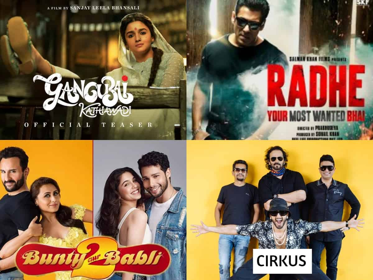 2021 is Bollywood's year and these releases are proof!