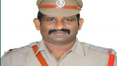 Video: Andhra police officer dies of cardiac arrest in middle of badminton game