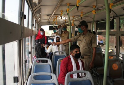 DTC staff to don Khadi face masks
