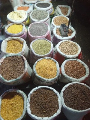 Dollar chana prices soar on bullish demand, globally weak stocks