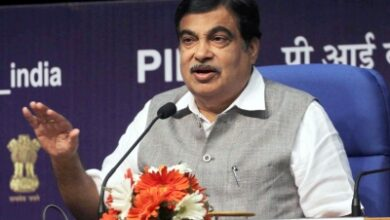 'Gadkari & his family had nothing to do with purchase or sale of any Scania bus'