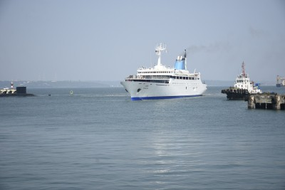 Goa Port to set up special ferry service for inbound cruise tourists