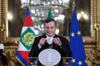 Italian PM signs new anti-virus decree