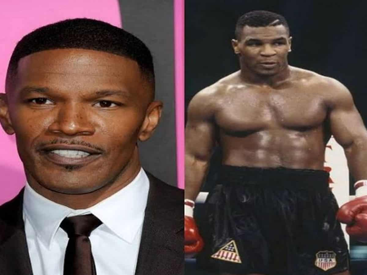 Jamie Foxx roped in to play boxing legend Mike Tyson in biographical series 'Tyson'