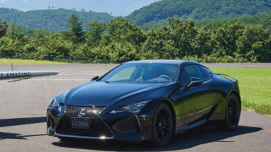 Lexus India launches limited-edition LC 500h at Rs 2.15 Cr