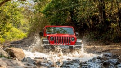 Locally-assembled Jeep Wrangler launched in India
