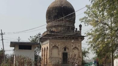 Heritage structure near Shivrampally needs govt and activist attention