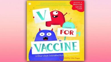New children's book introduces vaccines to kids