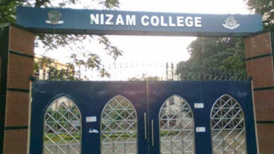 Nizam College had a brilliant name in sports at all India level; will it rise again?