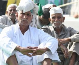 Now retired UP bureaucrats urge farmers to end agitation