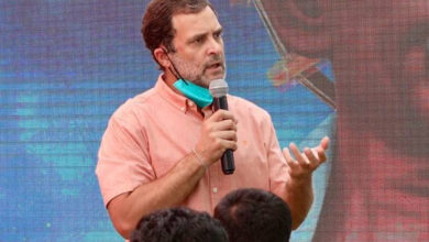 'Saddam Hussein, Gaddafi won elections too': Rahul Gandhi takes jibe at Modi